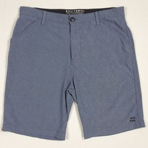 Billabong Platinum X Stretch Boardshorts Sz 34